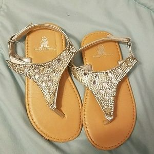 Other - Sparkly sandals